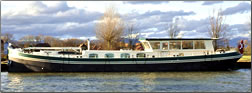 Arnild Barge, Aslaug, Barging in France, Belgium and Holland.