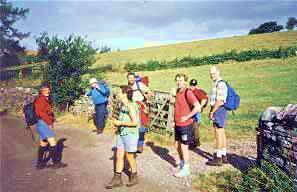 Walking tour in Ireland for active senior travelers.