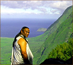 Native Hawaiian tour operators and guides speak the Hawaiian language with visitors.