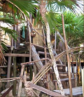 Azulik EcoTulum Resorts, Mexico Quintana Roo Travel.