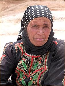 Bedouin women promote traditional culture in Jordan.