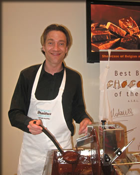 Belgian chocolatiers: best destinations for chocolate lovers.
