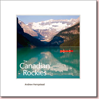 The Canadian Rockies, a book by Andrew Hempstead.