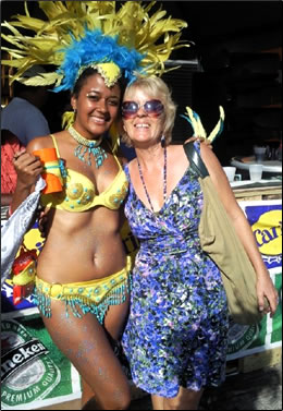 Homestay Grenada can arrange for its August guests to participate in Carnival celebrations.
