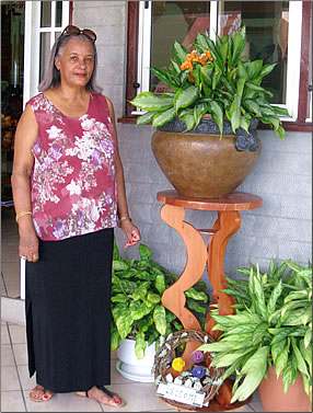 Carriacou Grand View Resort owner.