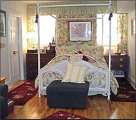 Casa de Suenos bed and breakfast, St. Augustine, Northern Florida.