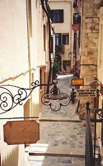 Chania Venetian quarter, Crete
