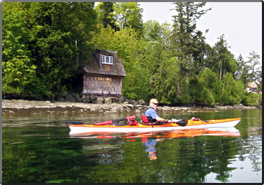 Sealegs Kayaking Adventures helps visitors explore the Chemainus and Ladysmith waters and view marine, land and sky wildlife up close.