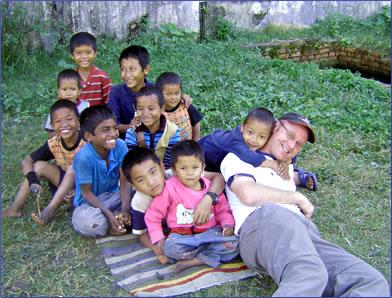 The founder of Global Volunteer Network talks about senior-friendly volunteer holidays worldwide.