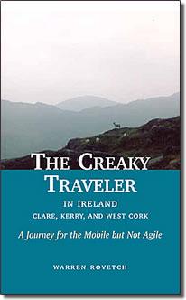 Warren Rovetch, The Creaky Traveler in Ireland.