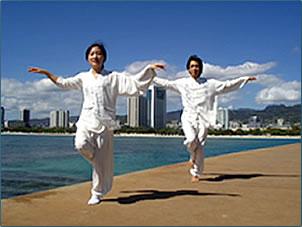 Dahn Hak can be part of Hawaiian Islands health and wellness holidays.