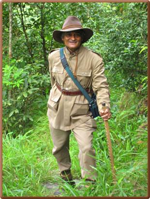 Owner Raja Banerjee: Seniors enjoy volunteer holidays on a Darjeeling tea estate in India, offering different options.