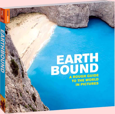 Book review: Earthbound: A Rough Guide to the World in Pictures.