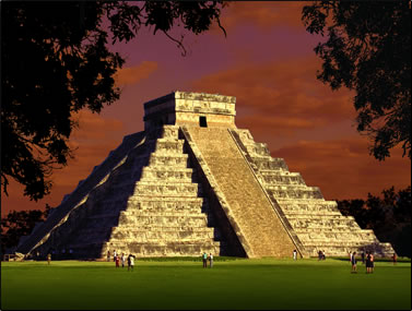 Chichen Itza: Mexico's New 7 Wonders of the World.