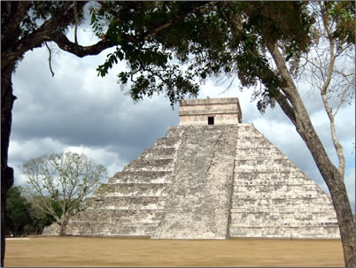 Archaeological vacations Mexico Mayan civilization.