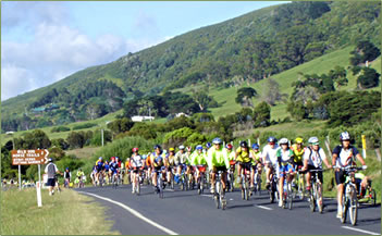 Active cycling holidays in Victoria Australia.