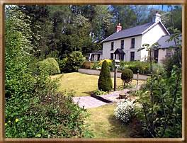 House swap in Wales, United Kingdom.