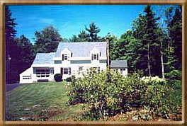 House swap in New England, U.S.A.