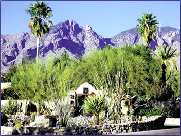 Hacienda del Sol Guest Ranch Resort offers historic accommodation in Tucson, Arizona.