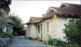 Hale Ho`okipa Inn is a historic Hawaiian Islands accommodation on Maui.