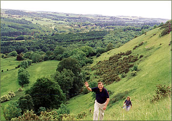 Sierra Club walking tour of Cotswold region explores nature and England's history.