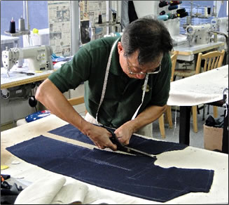 Hand Made in Hong Kong tour looks at traditional grassroots industries like tailoring.