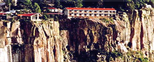 Hotel Dividasero Barrancas, Mexico Copper Canyon accommodation, Copper Canyon towns, Copper Canyon railroad.