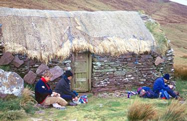 Northern Ireland Travel: Walking holidays on the Antrim Coast.