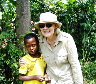 Global Service Corps volunteer vacation in Tanzania.