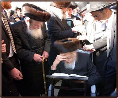 Jerusalem rabbis: Jerusalem travel images.