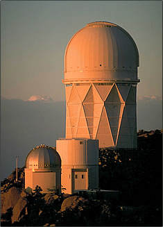 Kitt Peak National Observatory in Arizona offers learning vacations.