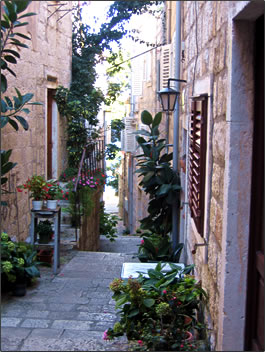 Korcula island tourism, Croatia tourism for senior travels.