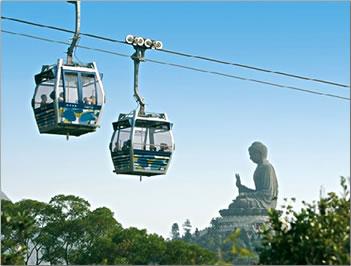 Hong Kong eco-tour to Lantau Island.