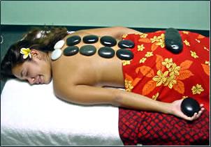 Hawaii spas and retreats create healthy vacations.