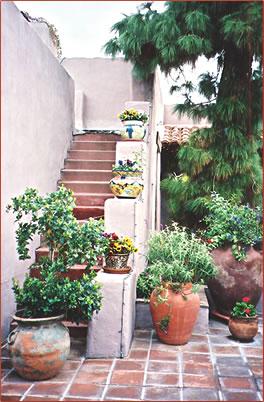 Sample a Tucson, Arizona vacation istaying n historic accommodation.