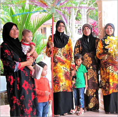 Malaysia cultural vacations, Malaysia rural village tours.