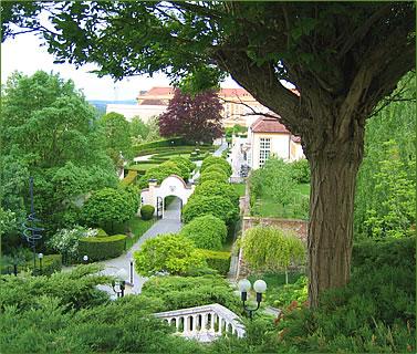 Melk Abbey, Austria.