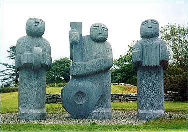Irish culture in County Kerry, Ireland.