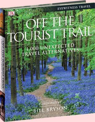 Book review: Off the Tourist Trail published by DK Eyewitness Travel.