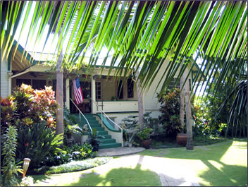 Old Wailuku Inn, Maui, Hawaii.