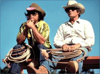 Maui cowboys have a Hawaiian history.