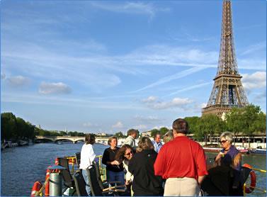 ROW Adventures European barging cruises.