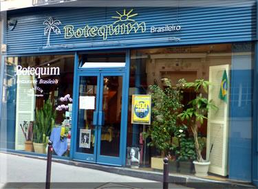 Brazilian restaurant, Botequim, is among the best affordable Paris restaurants.