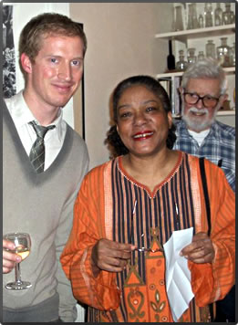 African American Literary Soirees, Paris France travel articles.