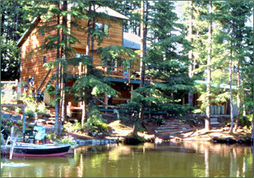 Pearson's Pond Luxury Inn and Adventure Spa provide Juneau, Alaska accommodations.