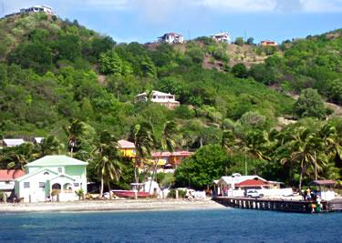 Petite Martinique, Grenada harbor, Caribbean cultural travel.