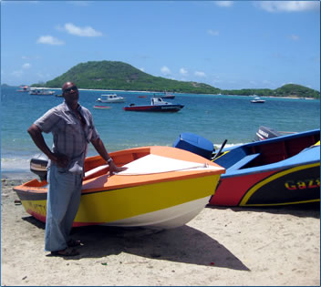Carriacou and Petite Martinique: Grenada's outer islands reveal authentic cultural Caribbean travel.