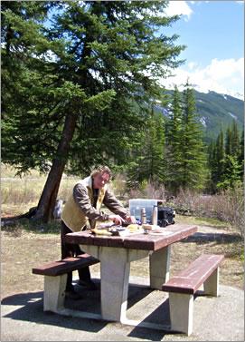 Watchable Wildlife Tours, Jasper National Park Canadian Rockies.