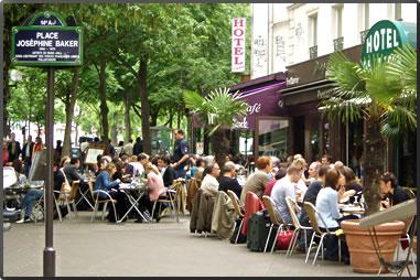 Josephine Baker Place, Black Paris tours.