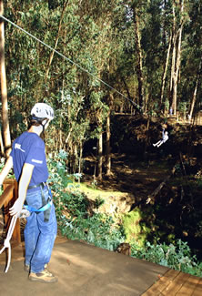 Skyline Eco-Adventures operates a zipline on Maui.